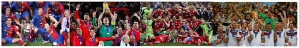 Spanish-German Trophy Winners